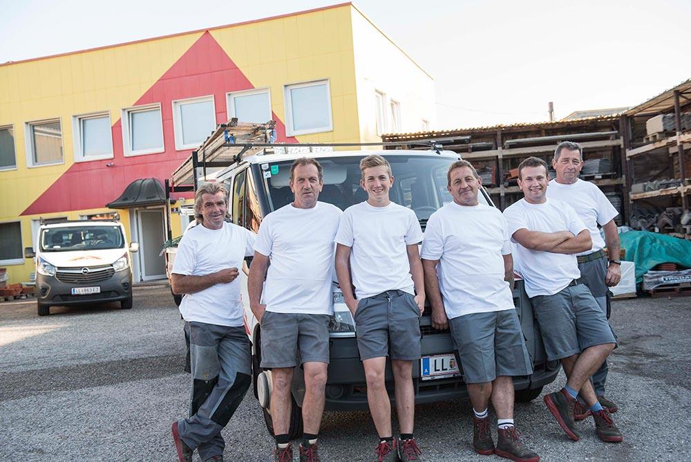 Team Dachdecker